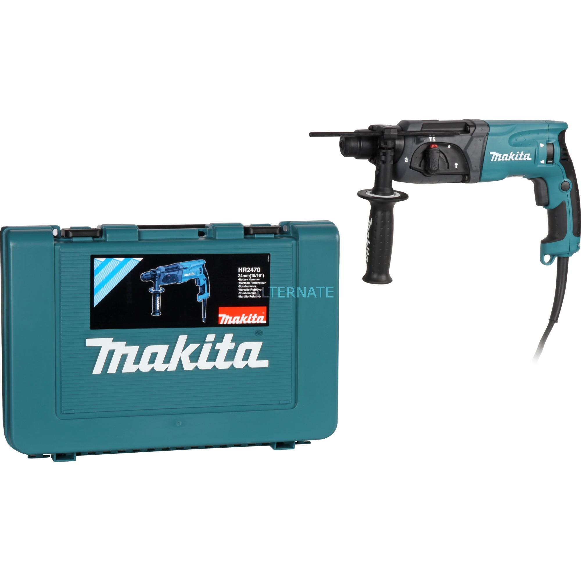 HR2470 rotary hammers 780 W, Martillo perforador