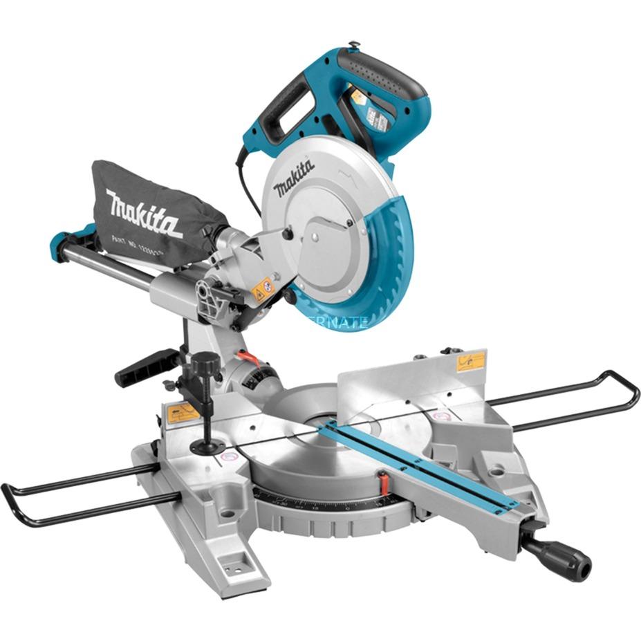 LS1018L sierra circular eléctrica 1430 W 4300 RPM, Sierras de corte a inglete y a bisel