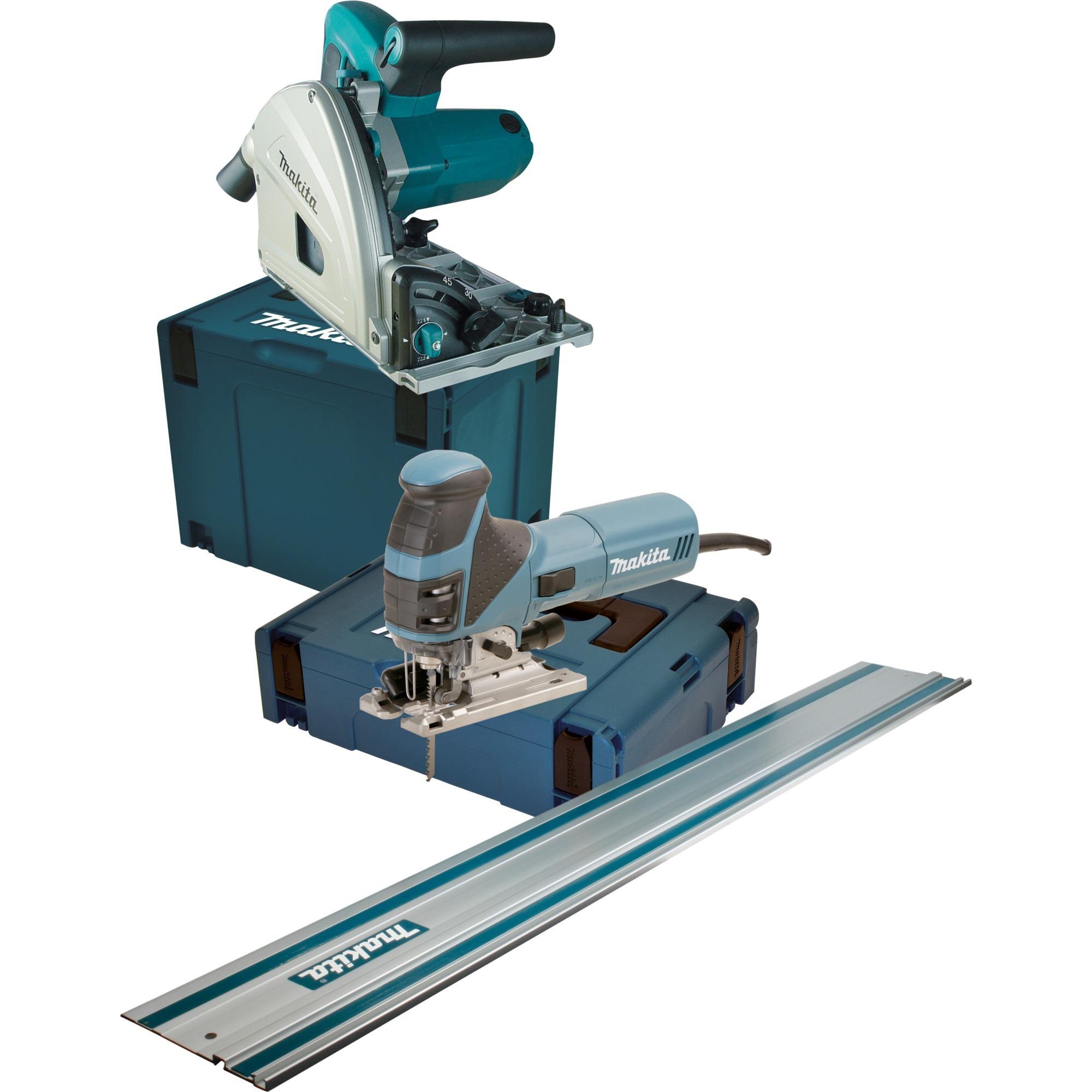 MEU029J kit de herramientas eléctricas, Sierras