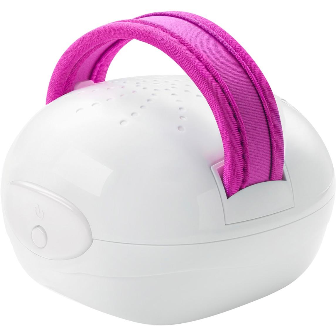 AC 855 Piernas Púrpura, Blanco masajeador, Aparato de masaje