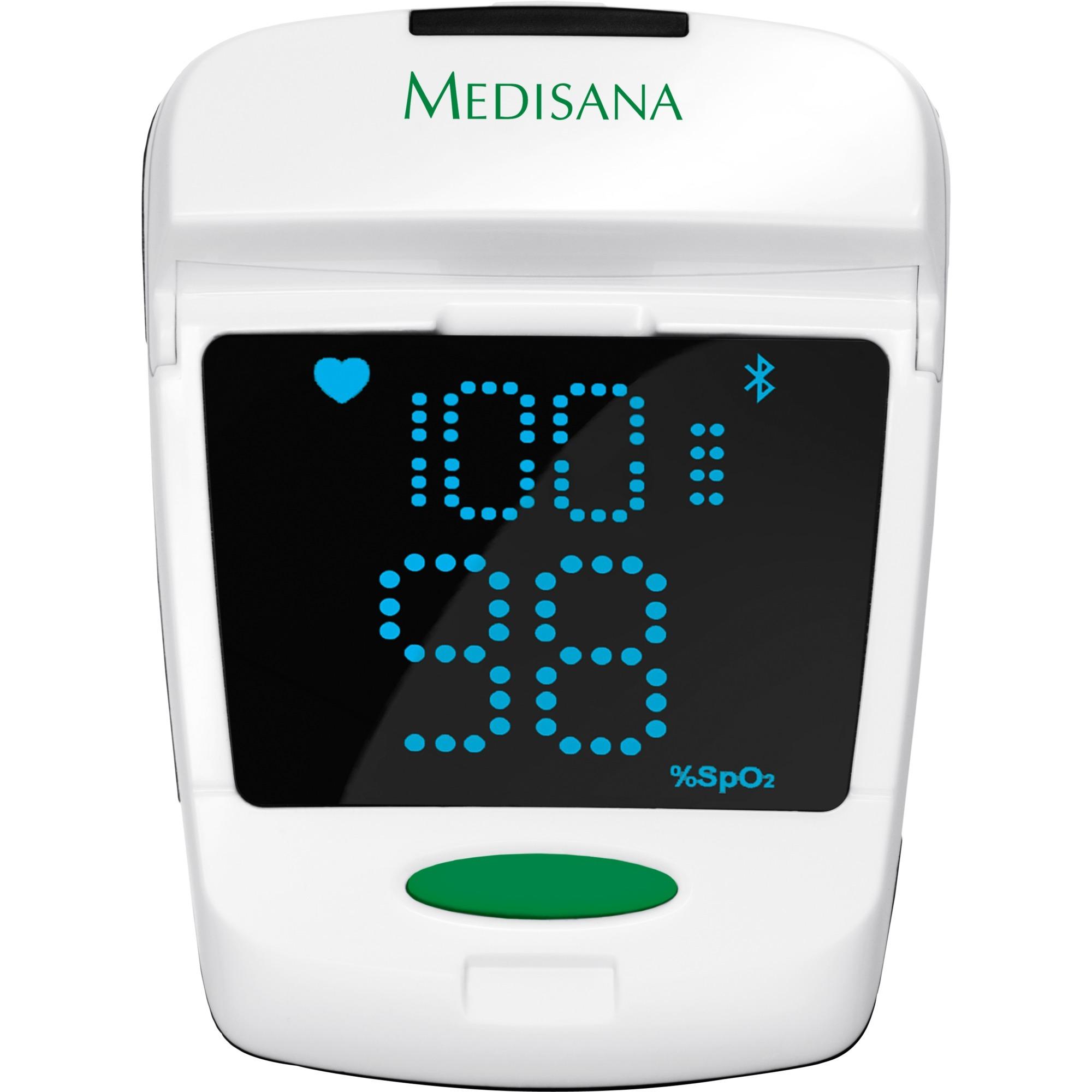 PM 150 monitor de ritmo cardiaco Dedo Blanco, Oxímetro de pulso