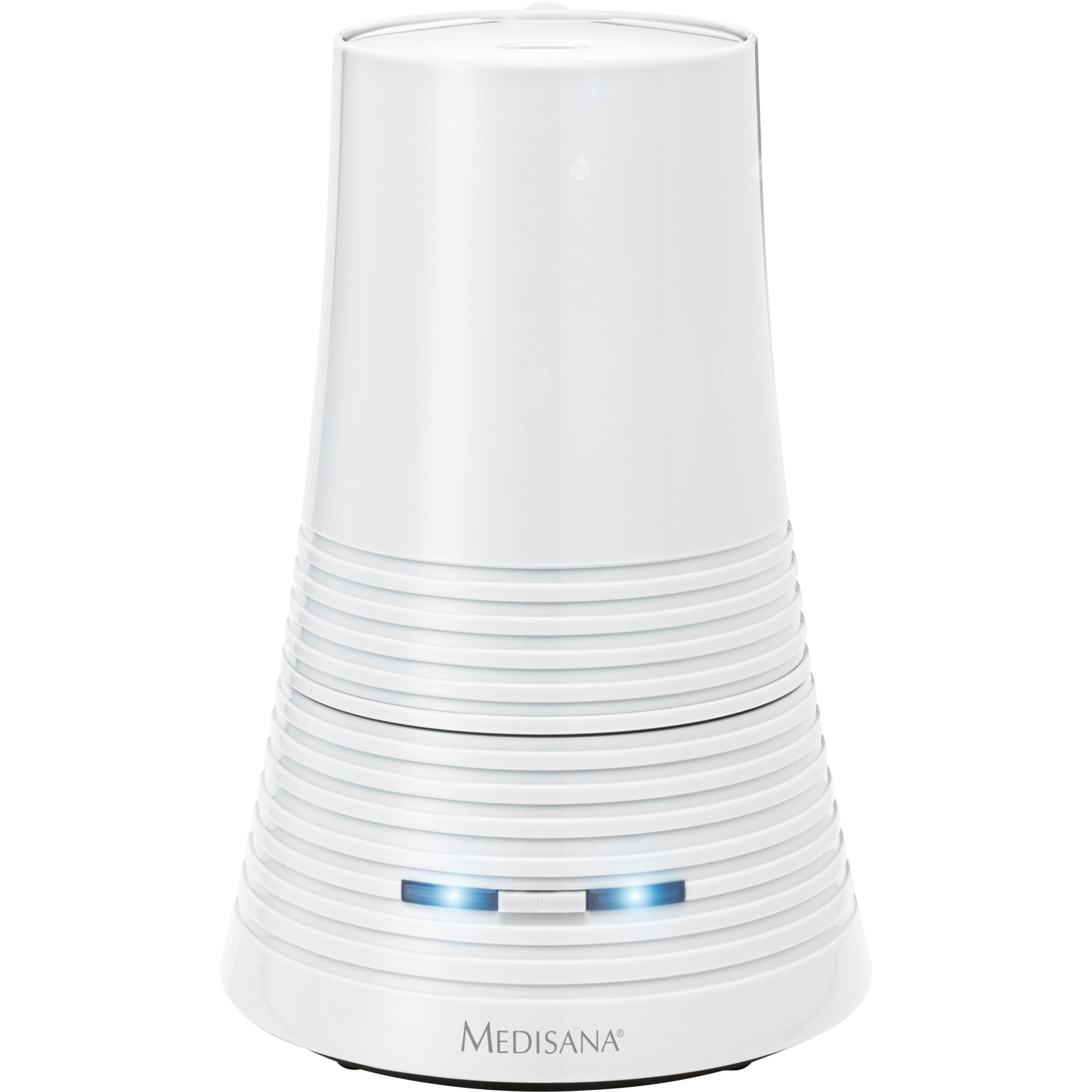 Ultrasónica 0.9L 12W Blanco humidificador