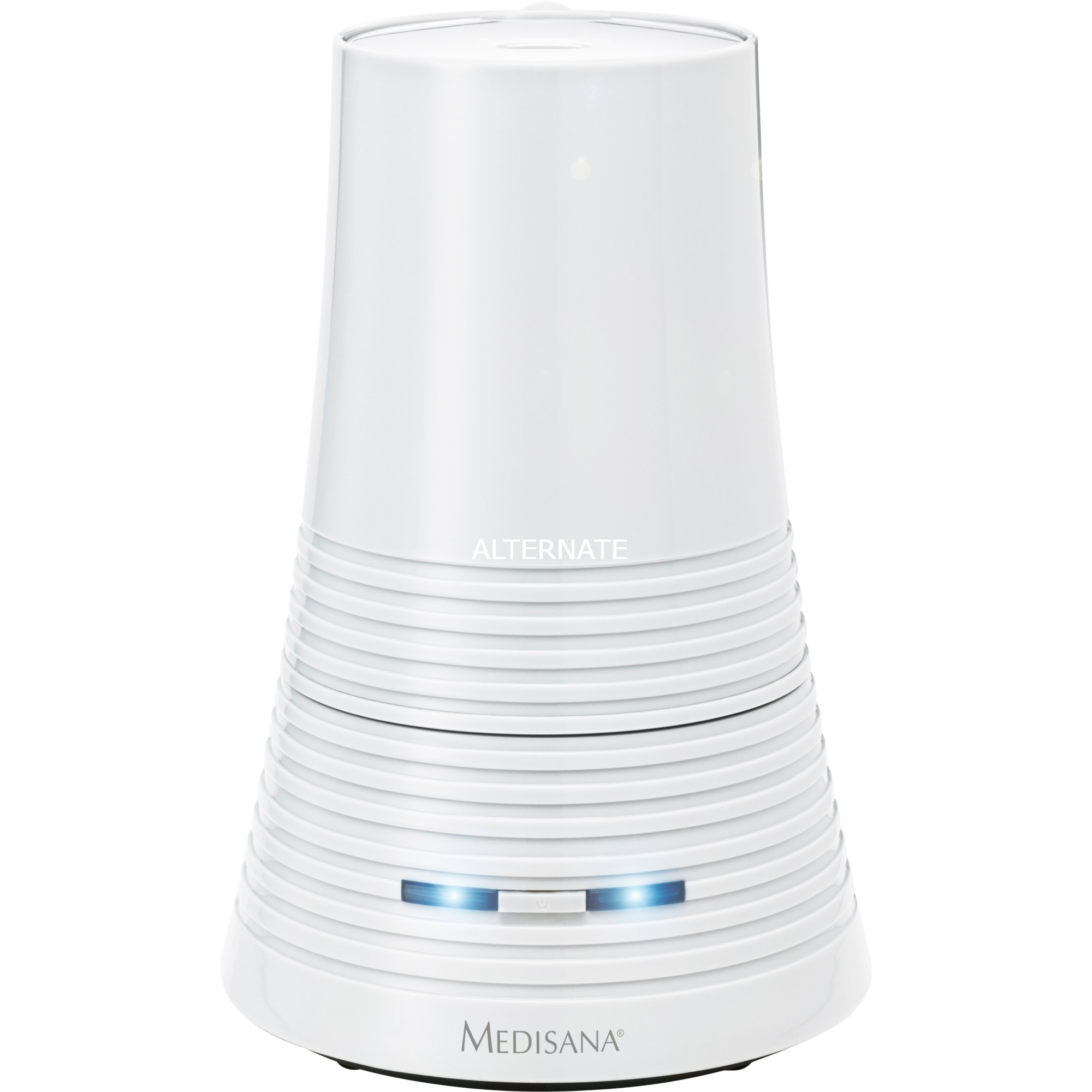 humidificador Ultrasónica 0,9 L 30 W Blanco