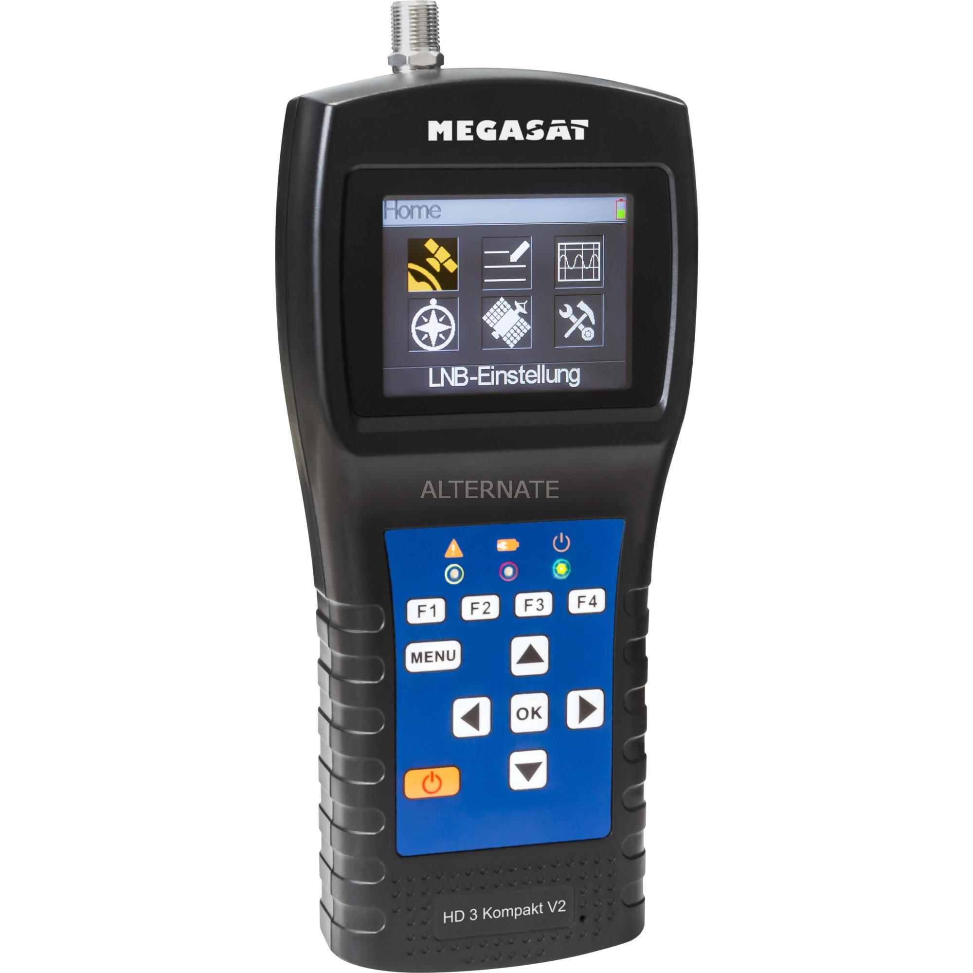 HD3 Kompakt V2, Instrumento de medición