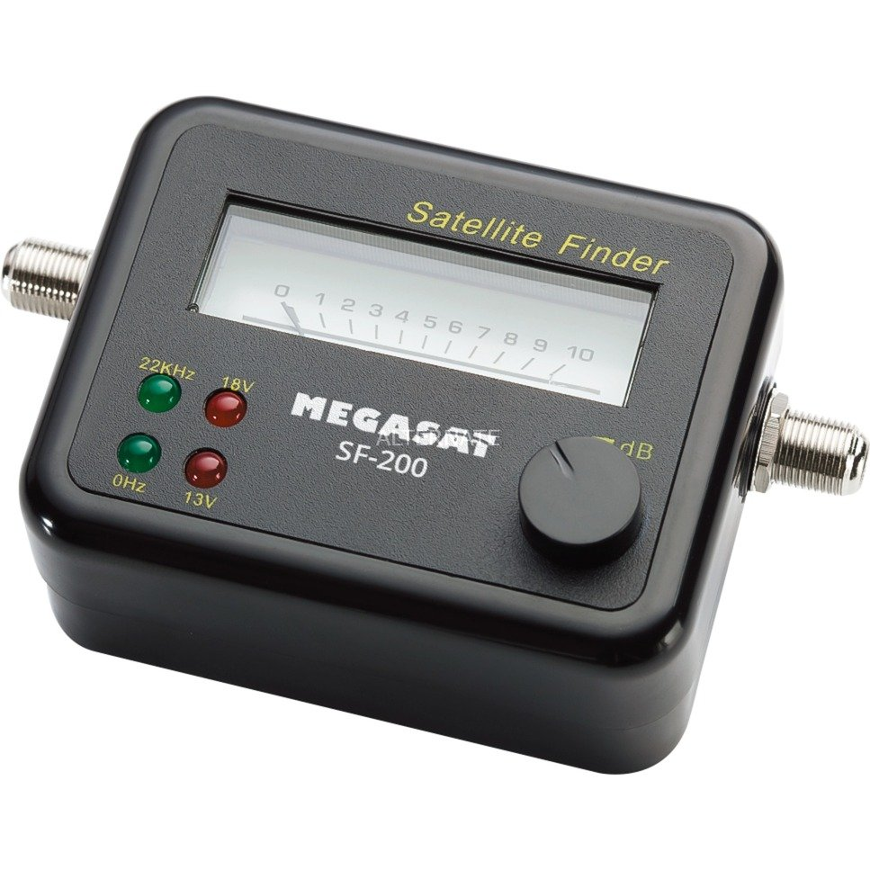 SF-200, Instrumento de medición