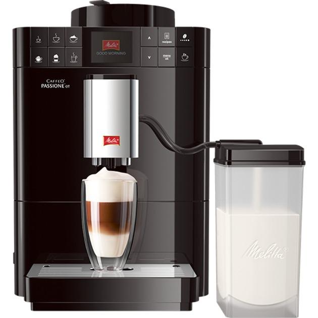 Caffeo Passione OT Encimera Máquina espresso 1,2 L Totalmente automática, Superautomática