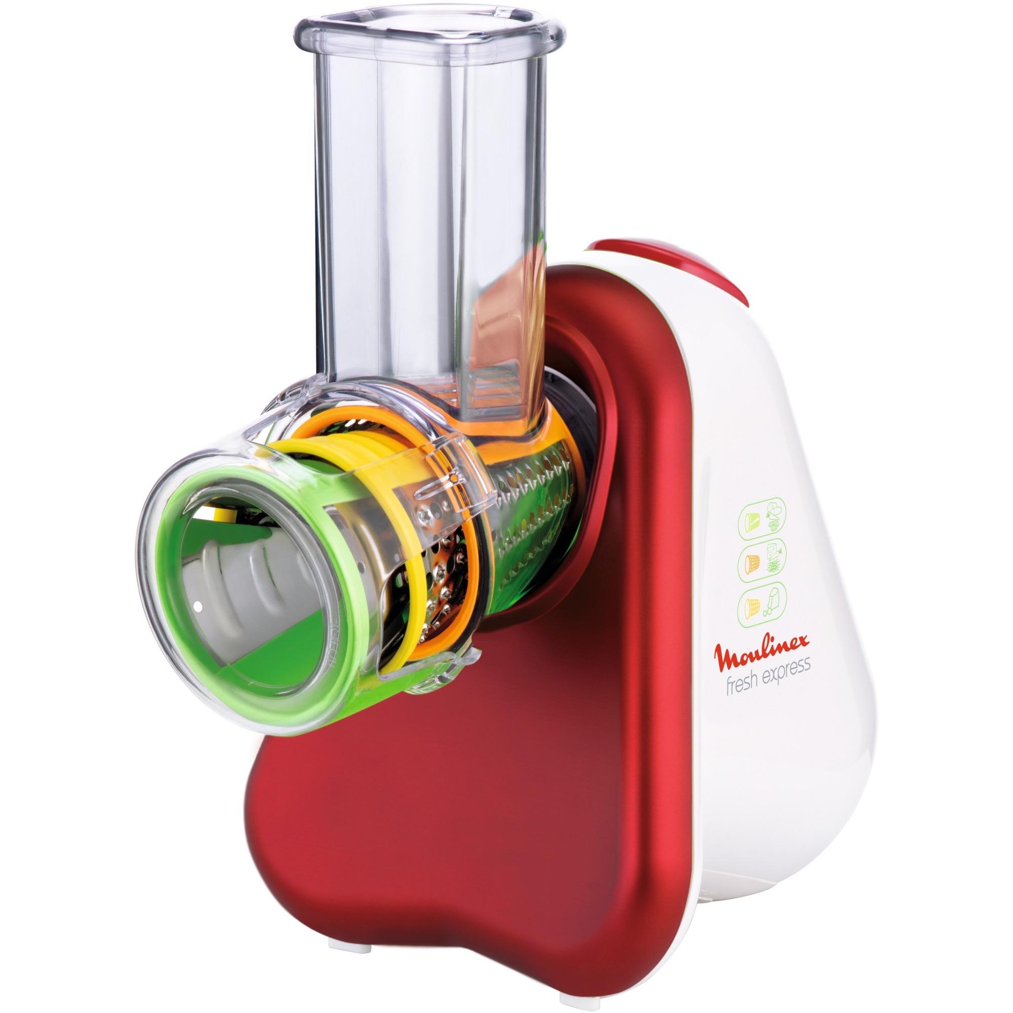 DJ7535 picadora eléctrica de alimentos Rojo, Blanco 200 W, Trituradora