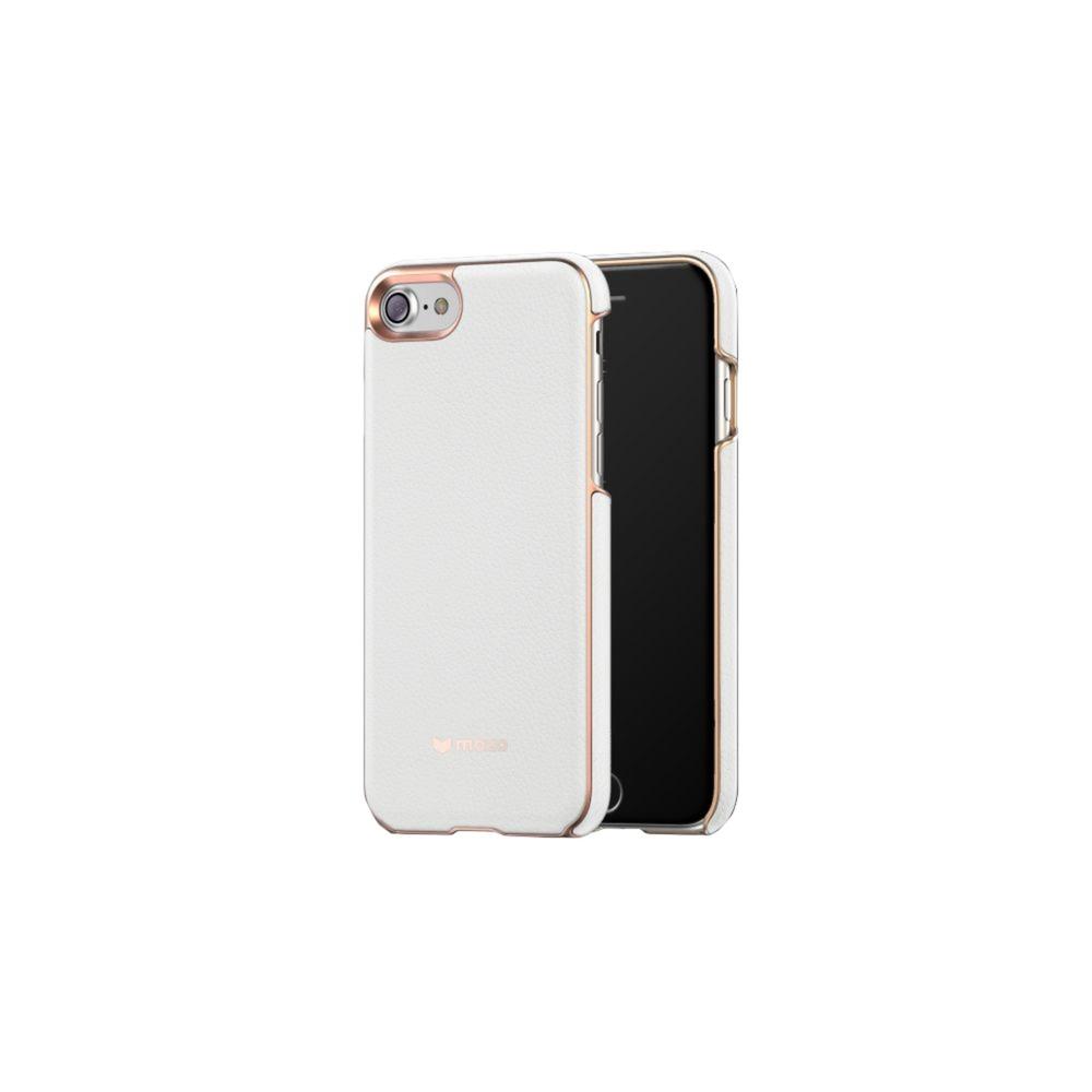 """IP7WLRG 4.7"""" Funda Oro rosado, Color blanco funda para teléfono móvil, Funda protectora"""