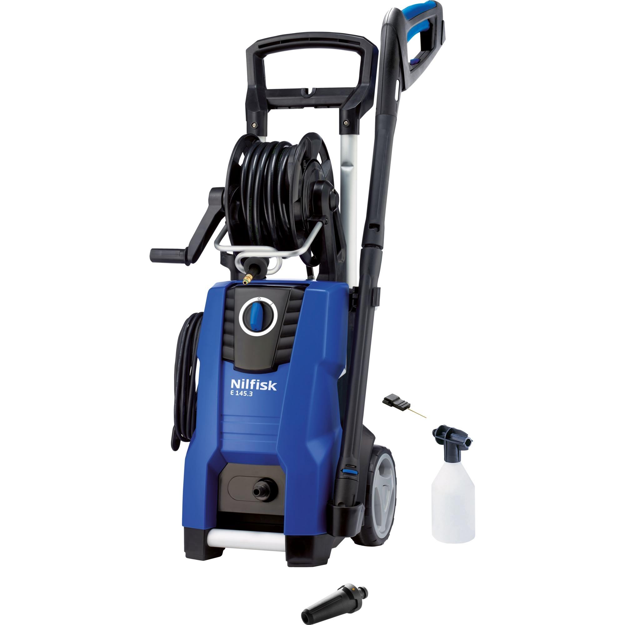 D-PG 130.4-9 X-TRA Vertical Eléctrico 500, 450l/h 2100W Negro, Azul Limpiadora de alta presión o Hidrolimpiadora, Hidrolimpiadora de alta presión