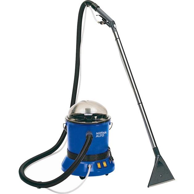 Home Cleaner Aspiradora de tambor 8L 1000W Negro, Azul