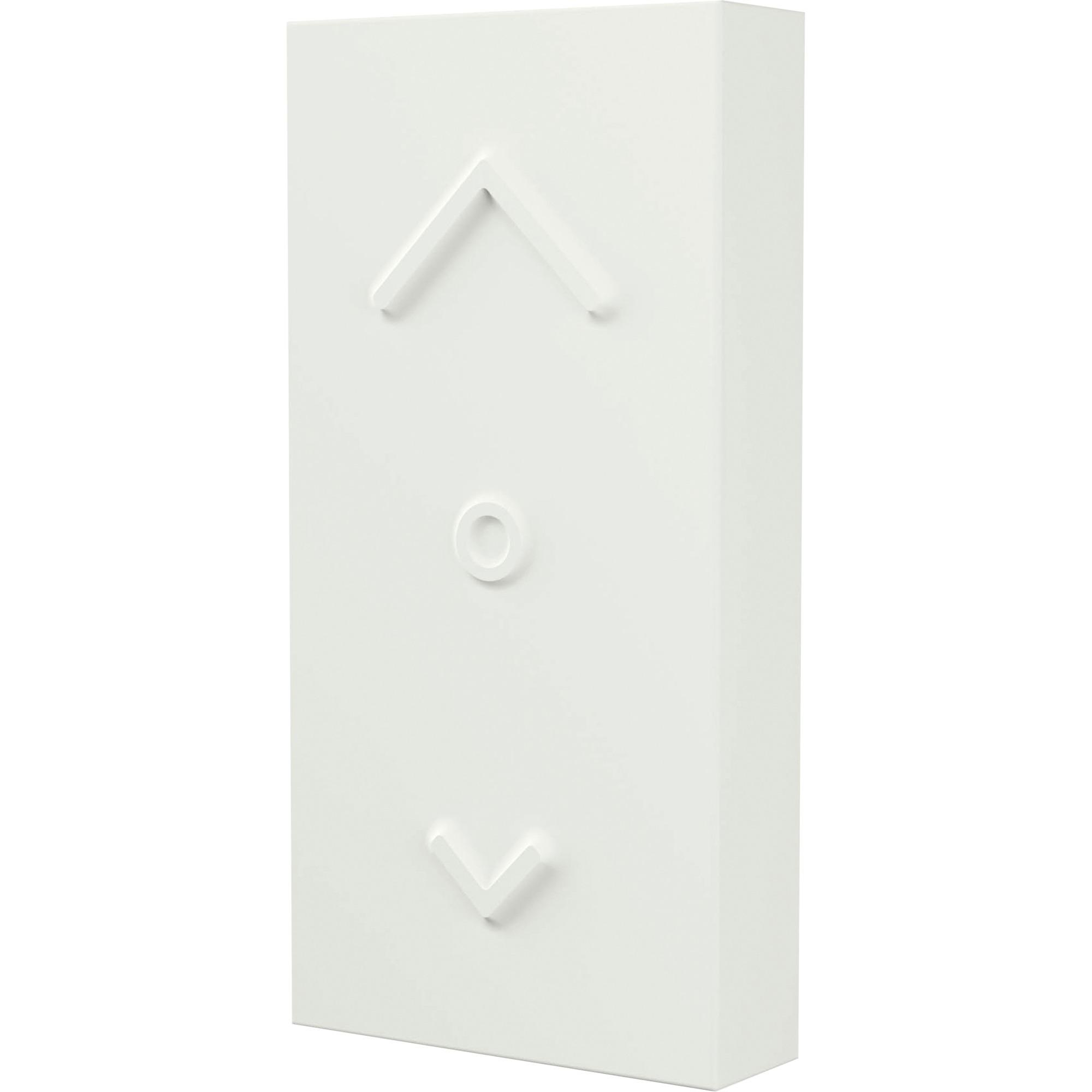 4058075816473 interruptor eléctrico Blanco, Mando a distancia