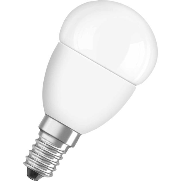 PARATHOM CLASSIC P lámpara LED Blanco cálido 6 W E14 A+