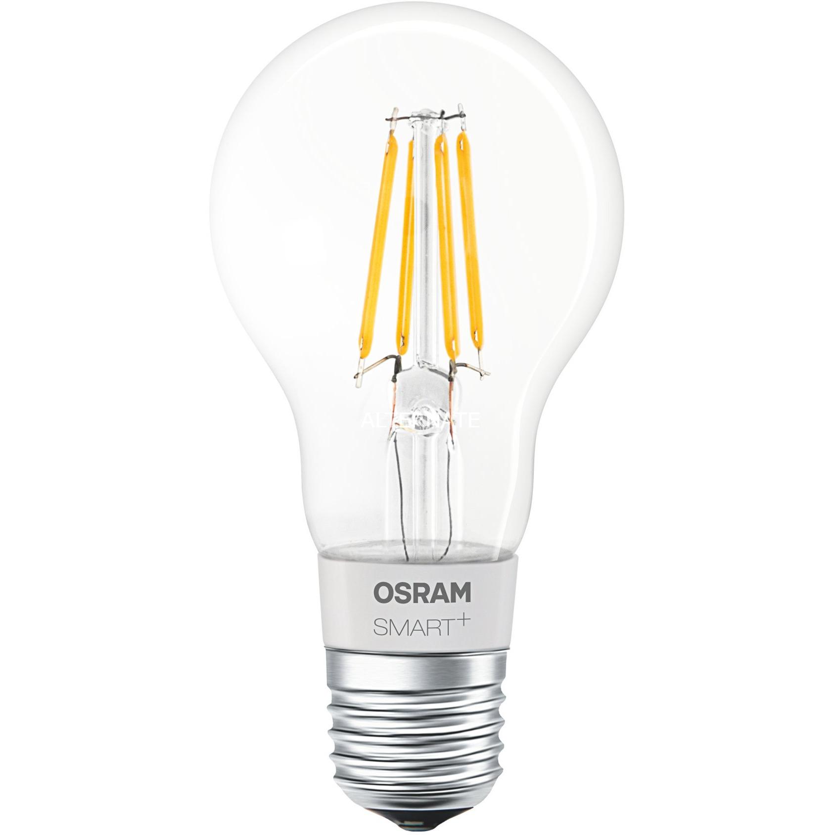 SMART+ Filament Classic lámpara LED Blanco cálido 5,5 W E27 A+