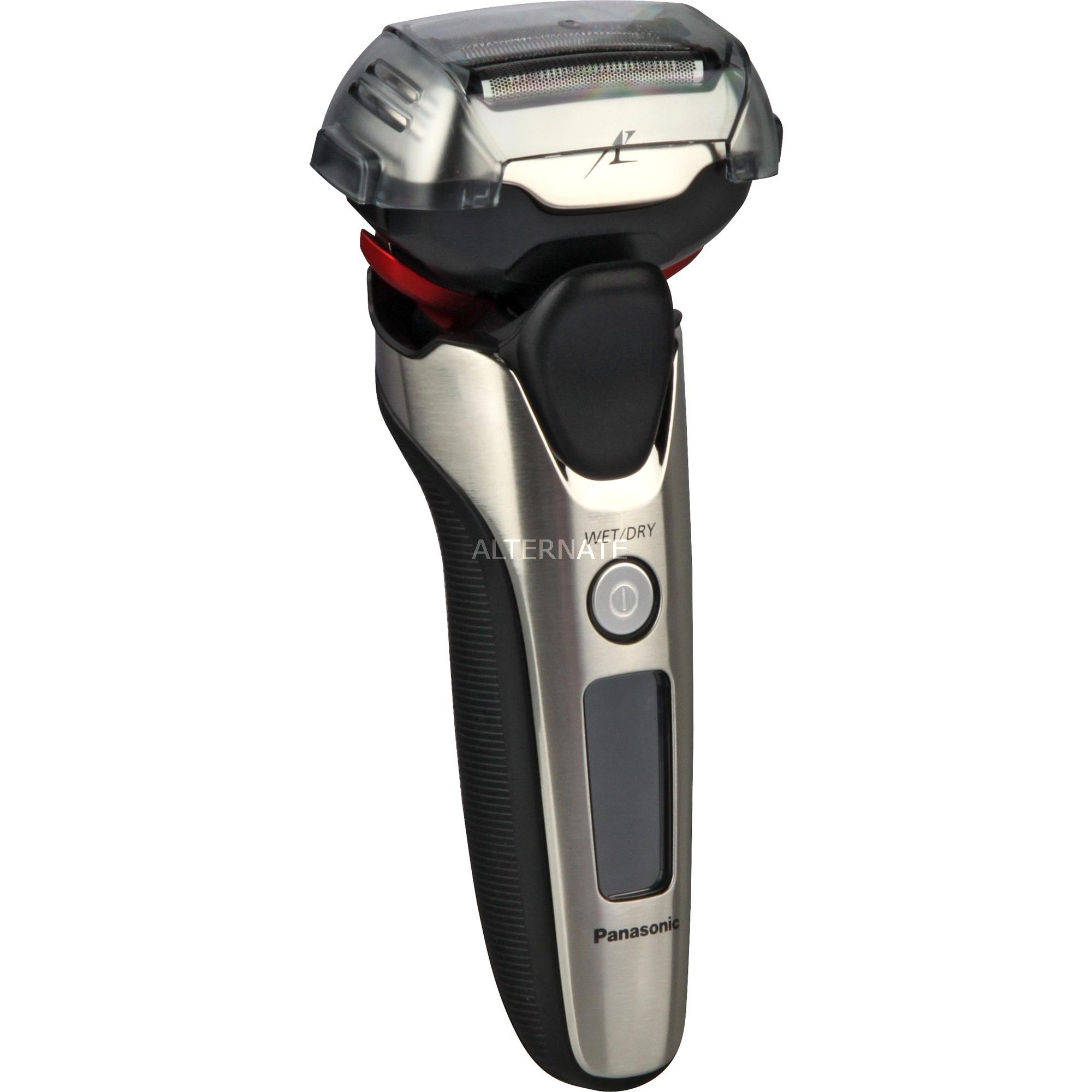 ES-LT4N Máquina de afeitar de láminas Negro, Acero inoxidable