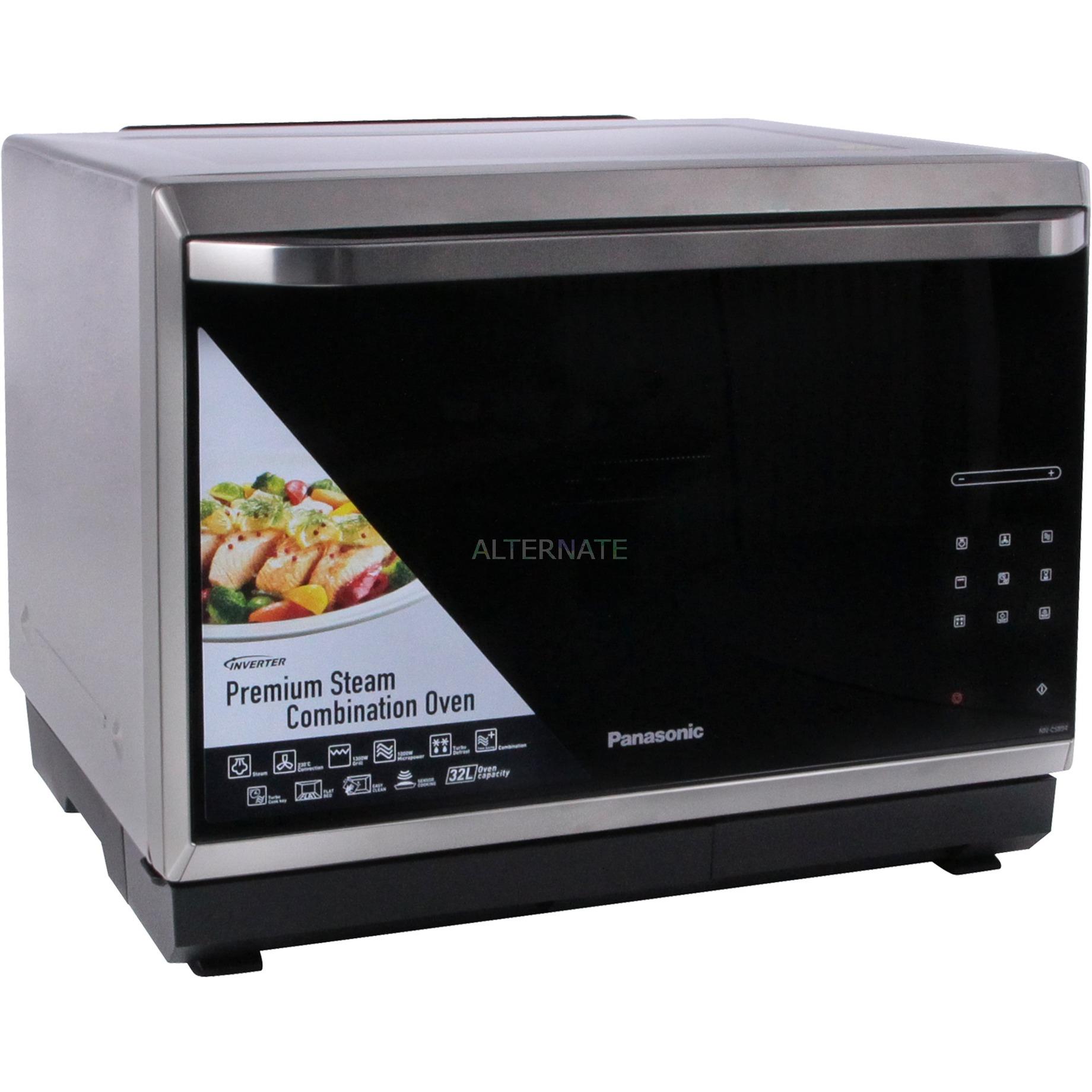 Siemens microondas c negro y acero inoxidable precios y - Microondas encimera ...
