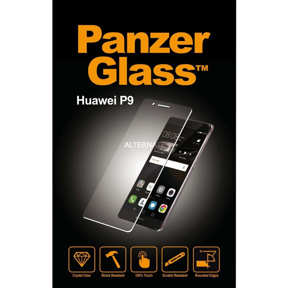 1131 Clear screen protector P9 1pieza(s) protector de pantalla, Película protectora