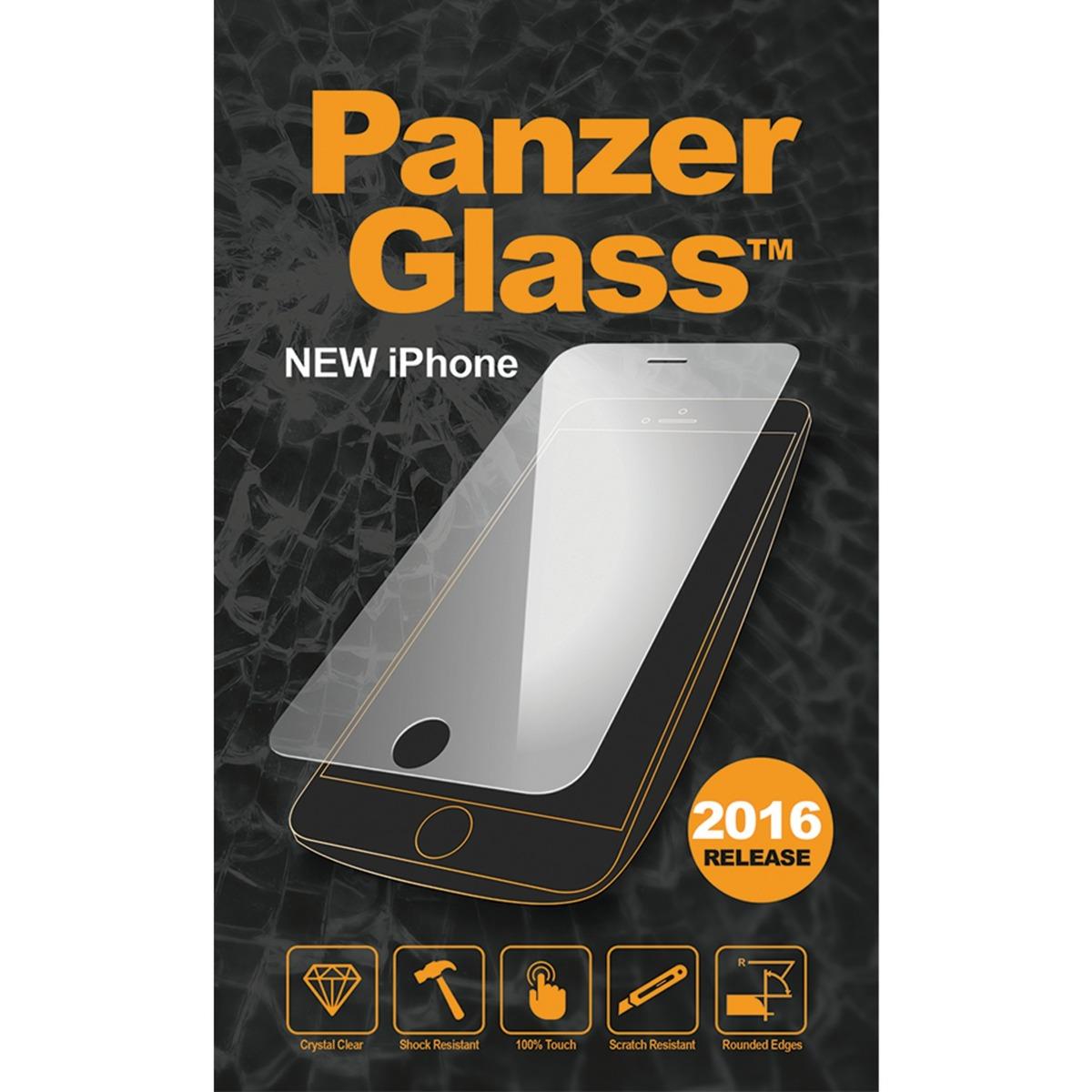 2003 Clear screen protector iPhone 7 1pieza(s) protector de pantalla, Película protectora