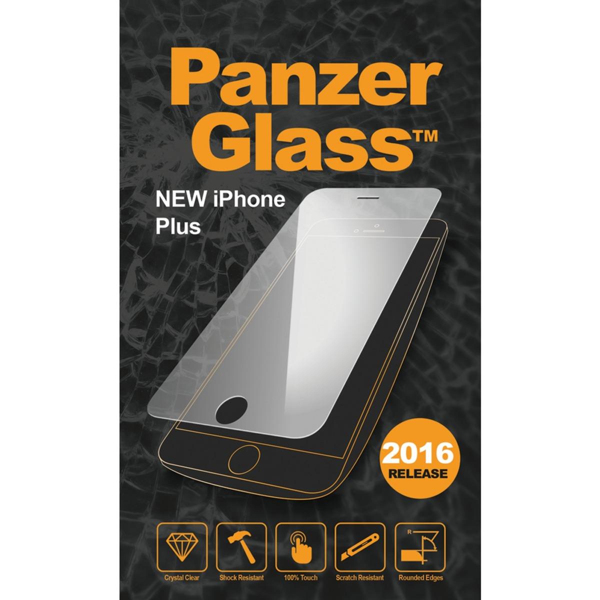 2004 iPhone 7 Plus Protector de pantalla protector de pantalla, Película protectora