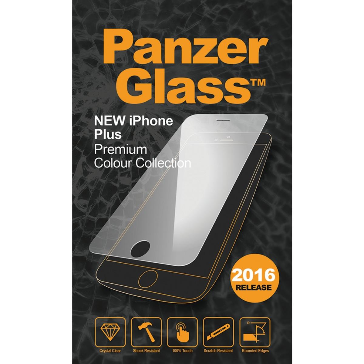 2006 Clear screen protector iPhone 1pieza(s) protector de pantalla, Película protectora