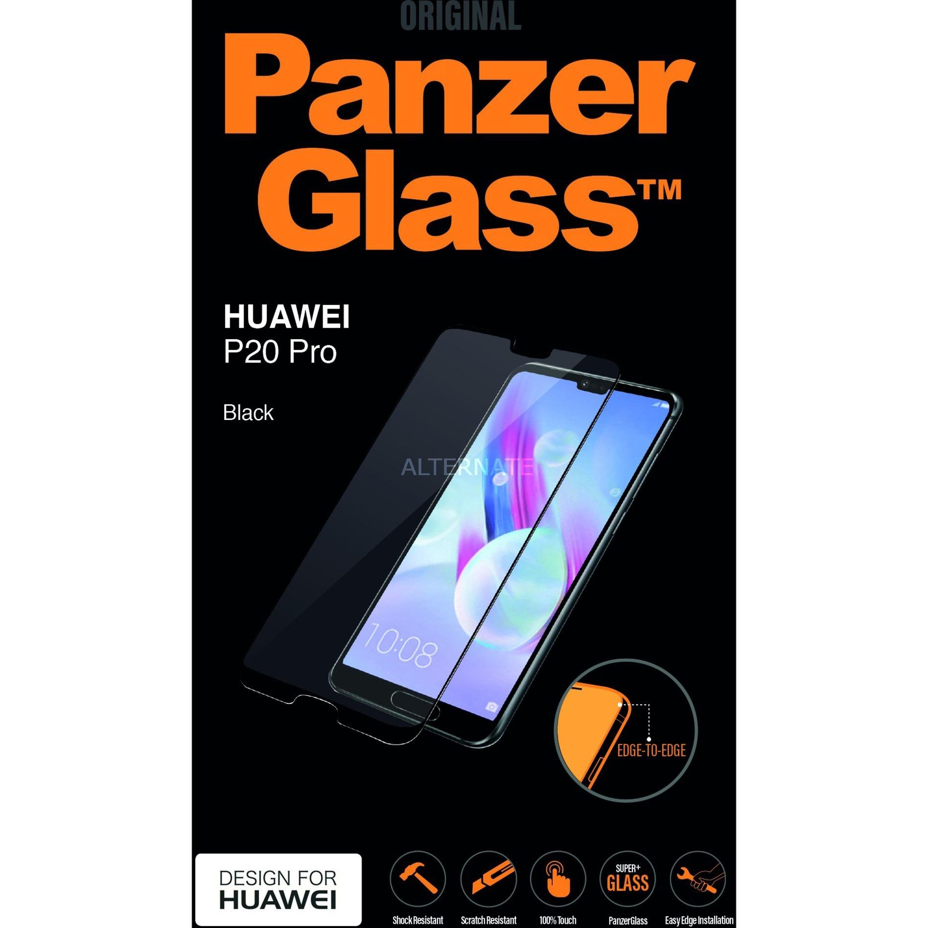 5299 protector de pantalla Huawei P20 Pro 1 pieza(s), Película protectora