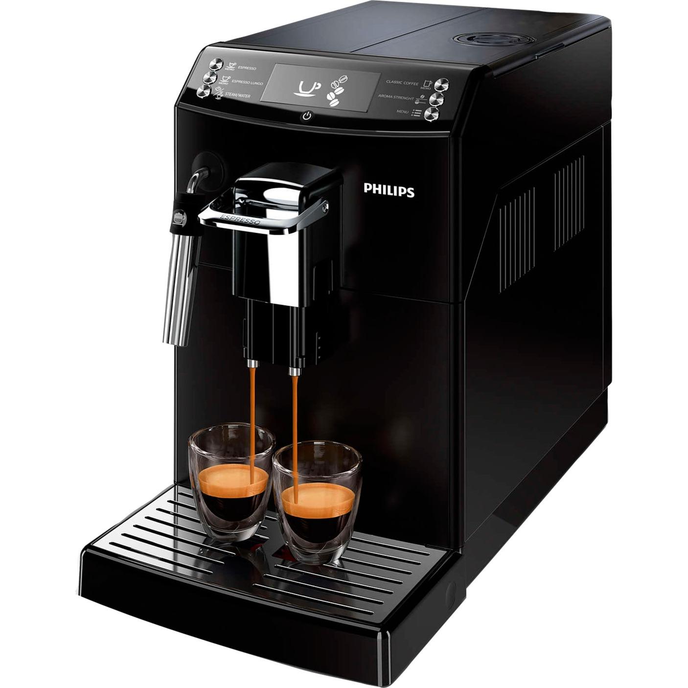 4000 series Cafetera espresso súper automática EP4010/00, Superautomática
