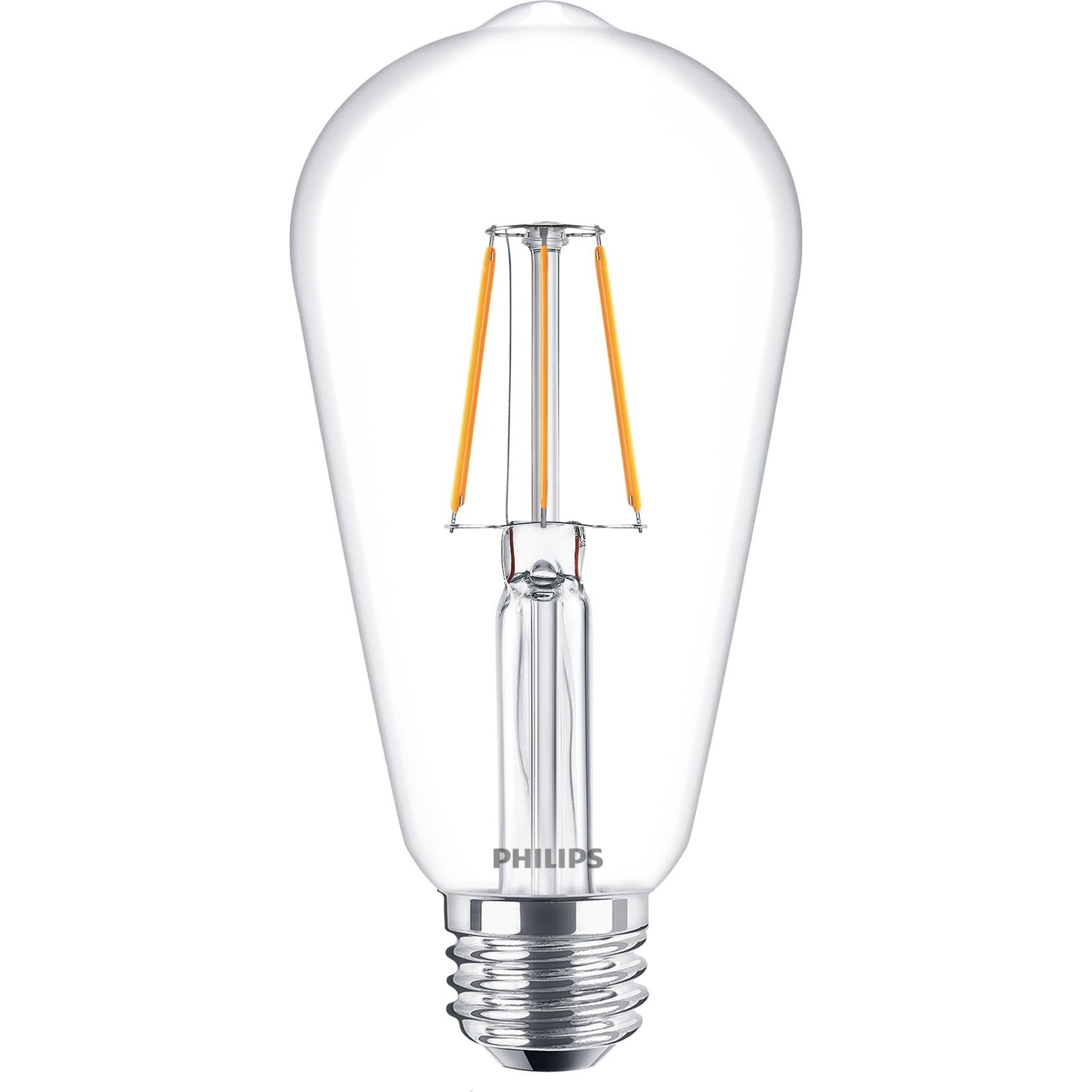 57403400 40W E27 A++ Blanco cálido lámpara LED