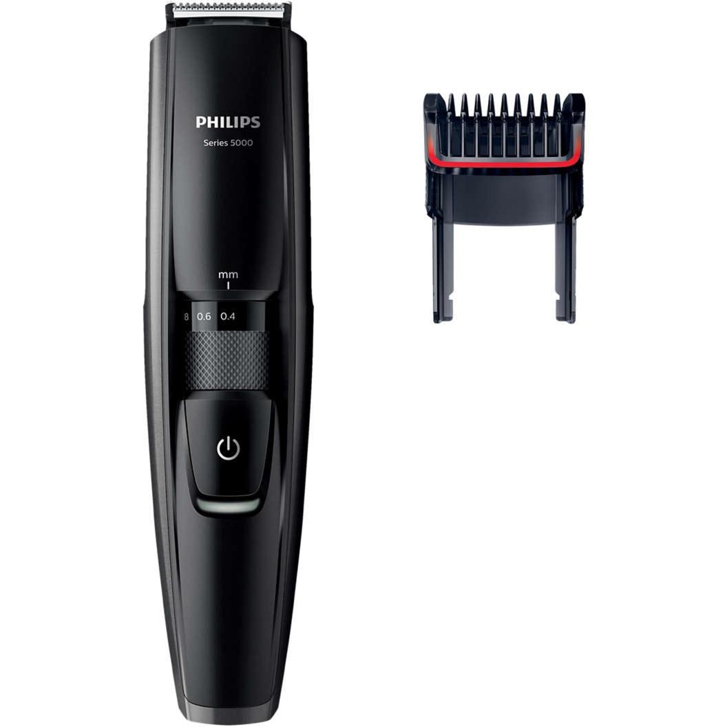 BEARDTRIMMER Series 5000 Barbero BT5200/16 depiladora para la barba, Cortapelo para barba