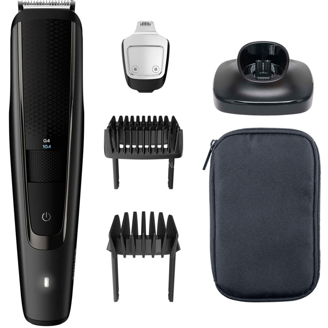 BEARDTRIMMER Series 5000 Barbero BT5515/15, Cortapelo para barba