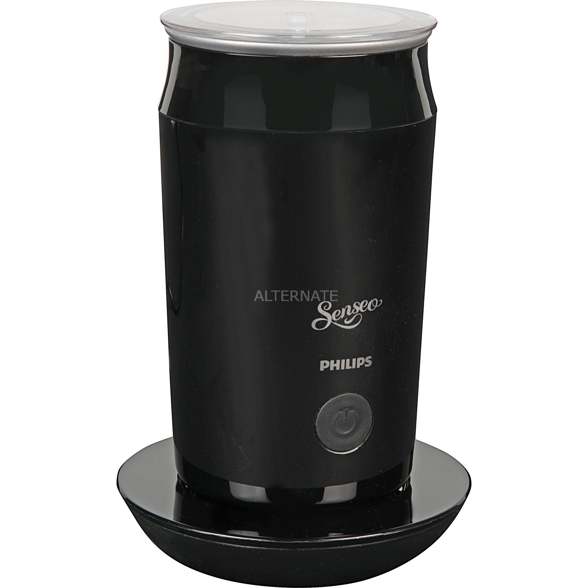 CA6500/60 espumador para leche Negro, Espumador de leche