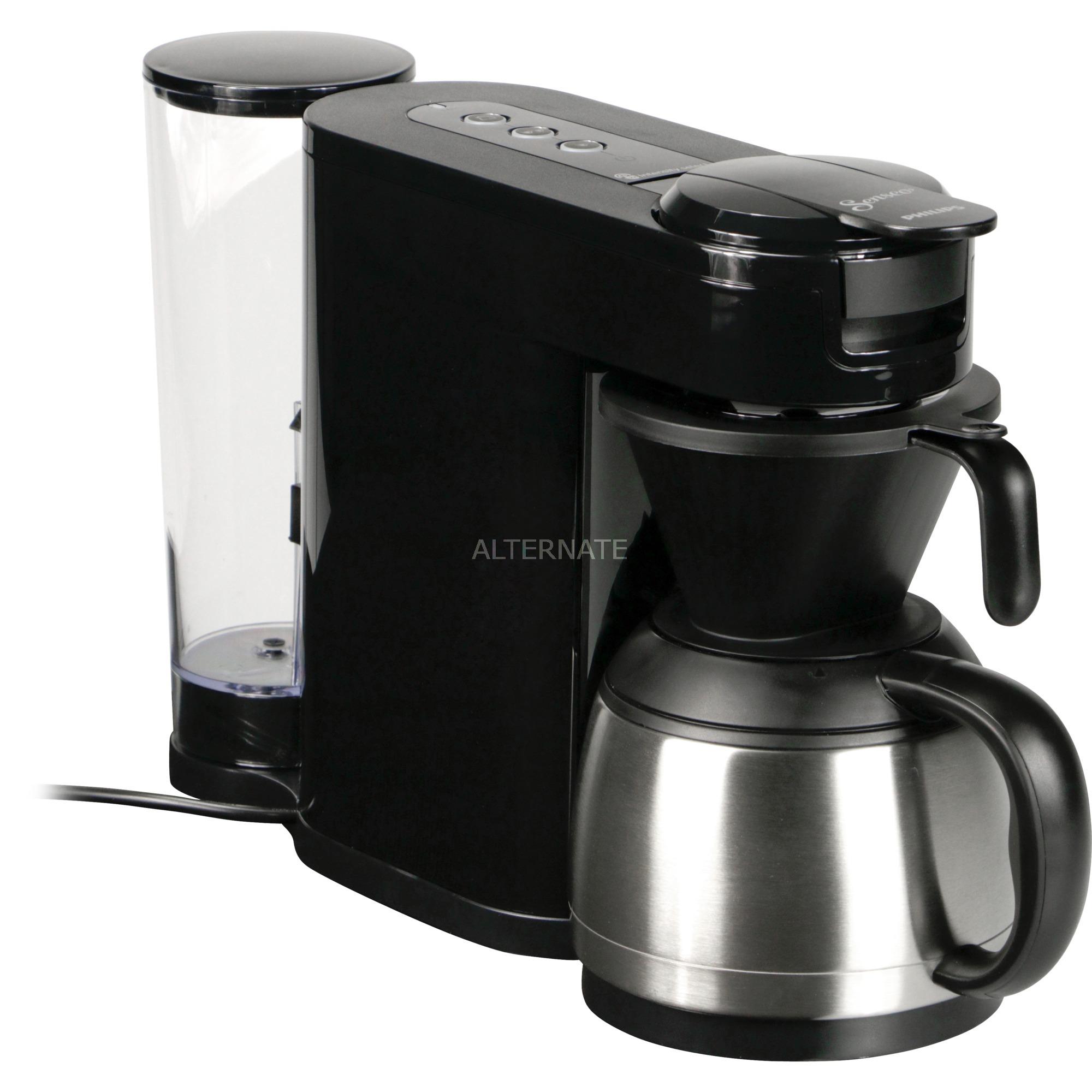 HD6592/60 cafetera eléctrica Encimera Máquina de café en cápsulas 1 L Manual, Cafetera monodosis