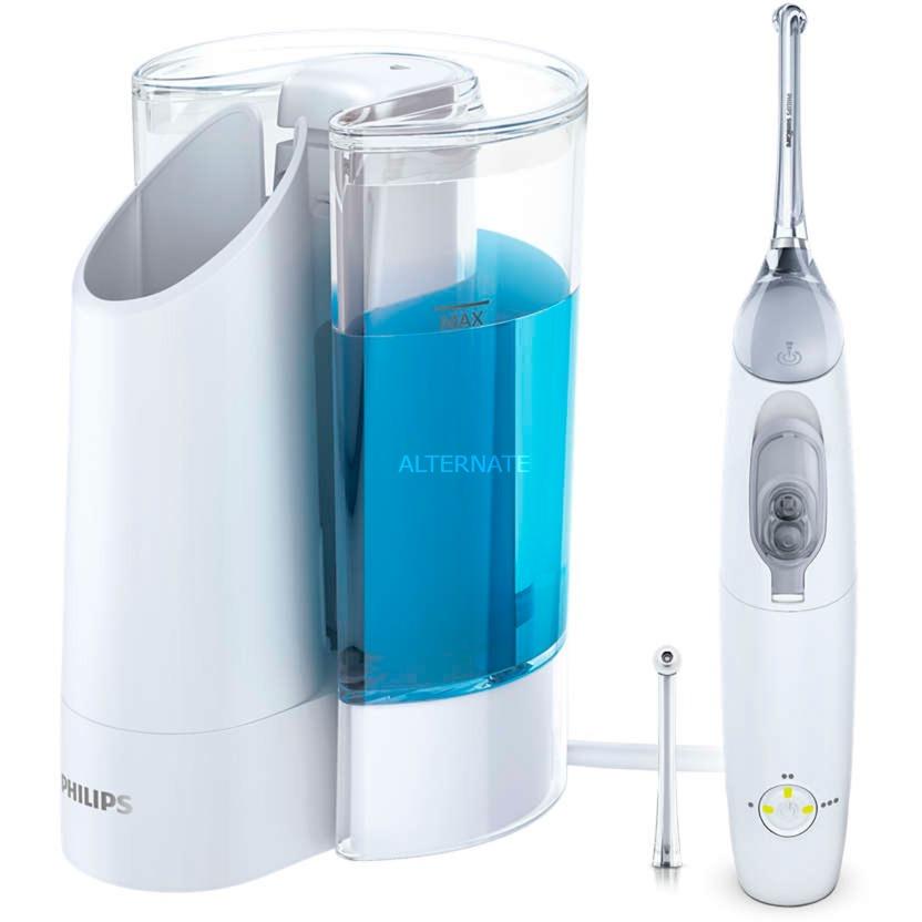 HX8462/01 hilo dental eléctrico Blanco, Limpieza bucal