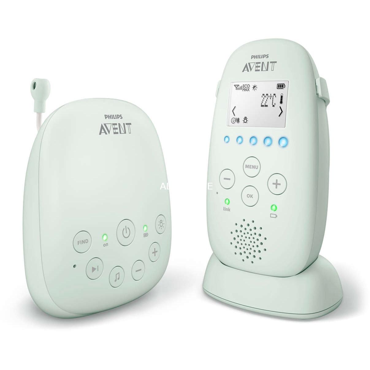 SCD721/26 video-monitor para bebés, Vigilabebés