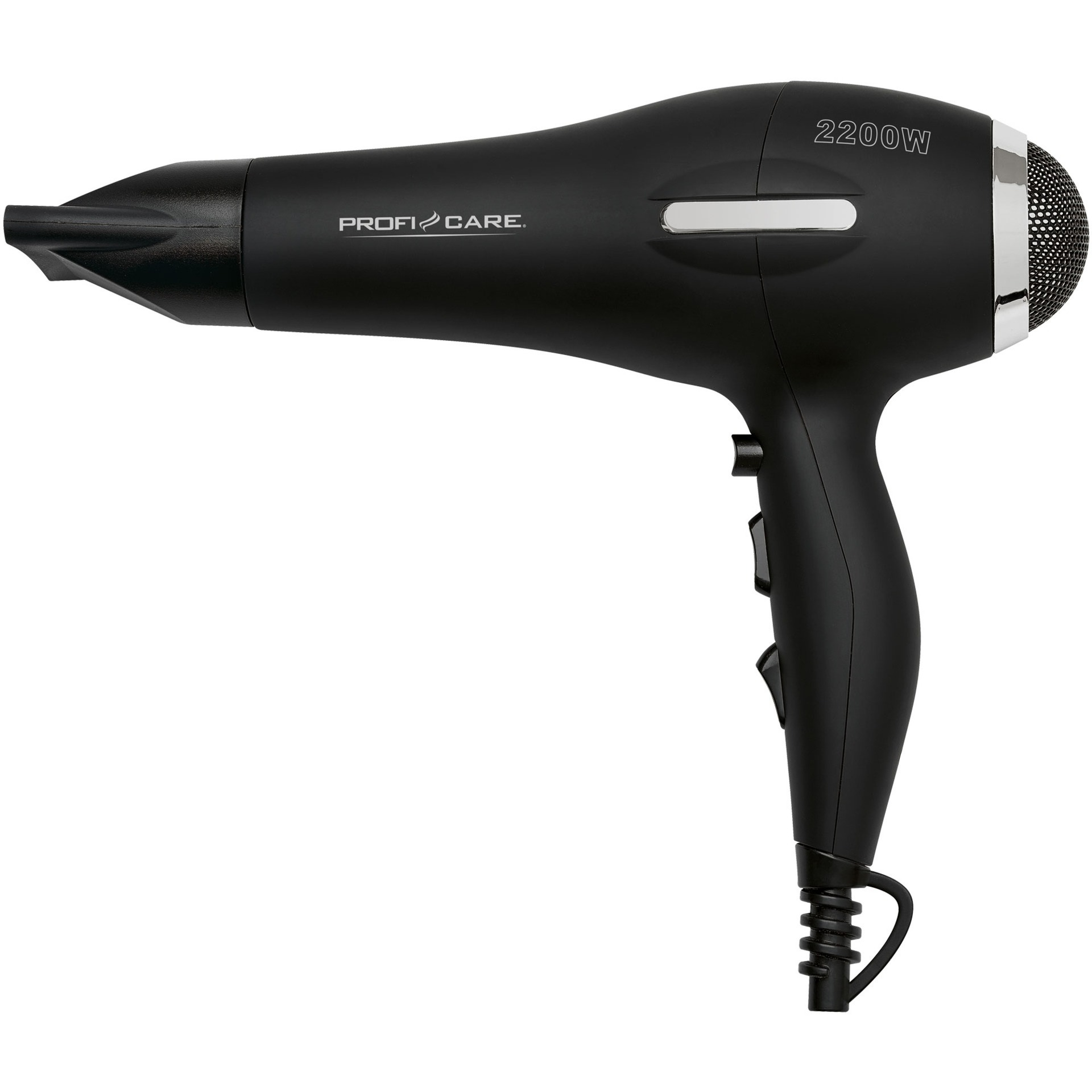 330170 secador Negro 2200 W, Secador de pelo