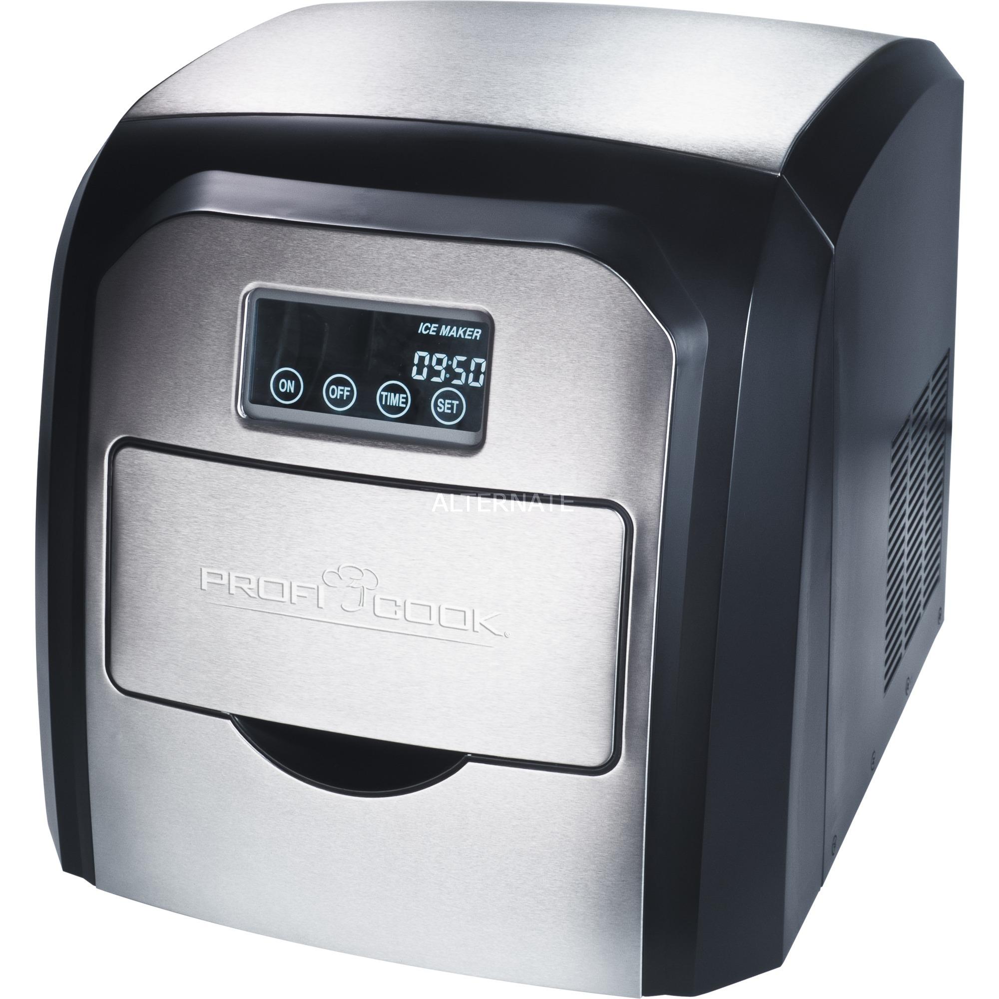 PC-EWB 1007 180 W 15 kg/24h, Preparador de cubitos de hielo