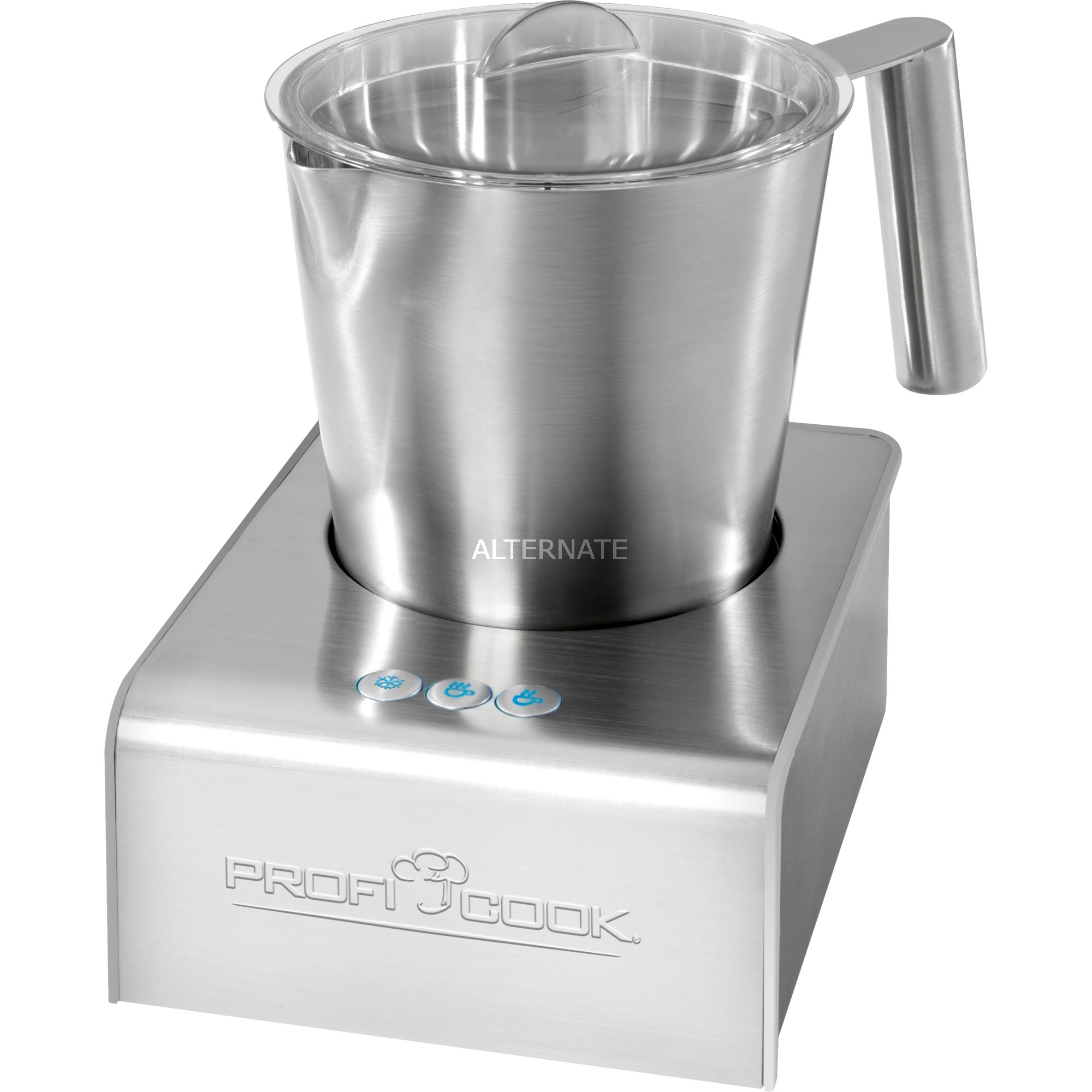 PC-MS 1032 Acero inoxidable, Espumador de leche
