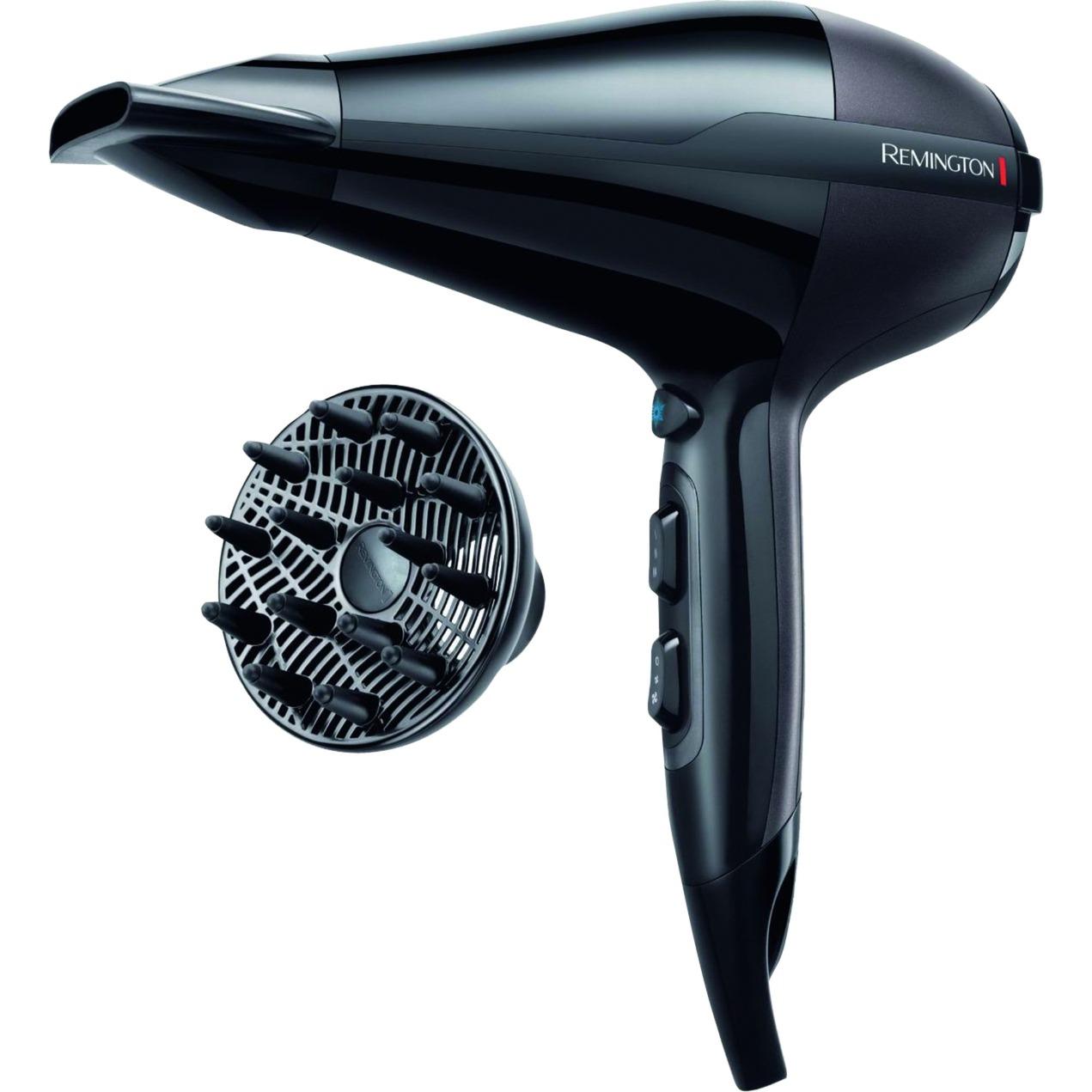 AC5911 2200W Negro secador, Secador de pelo