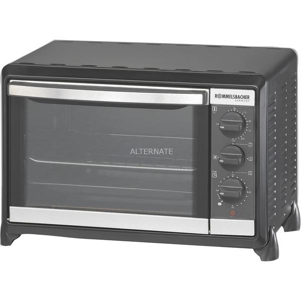 BG 1050 horno tostador Negro Parrilla, Mini horno