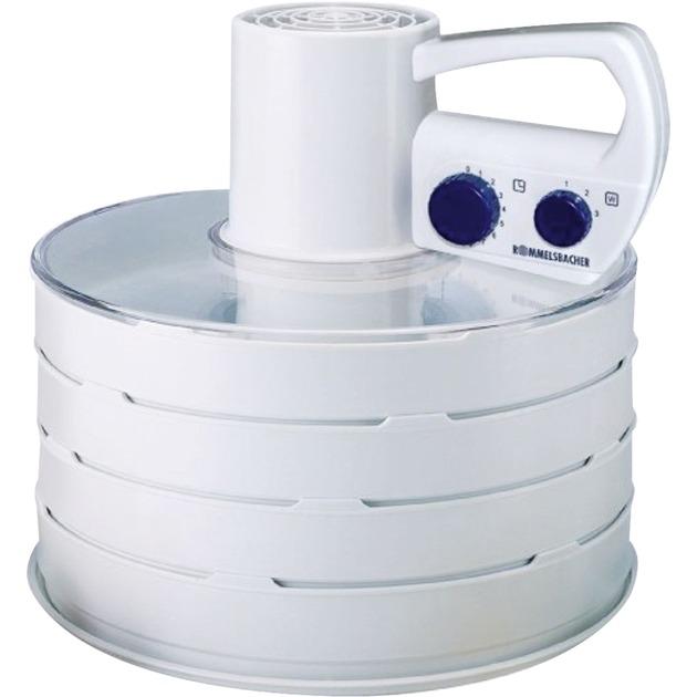 DA 750 700W Blanco deshidratador de alimentos, Secado de la máquina