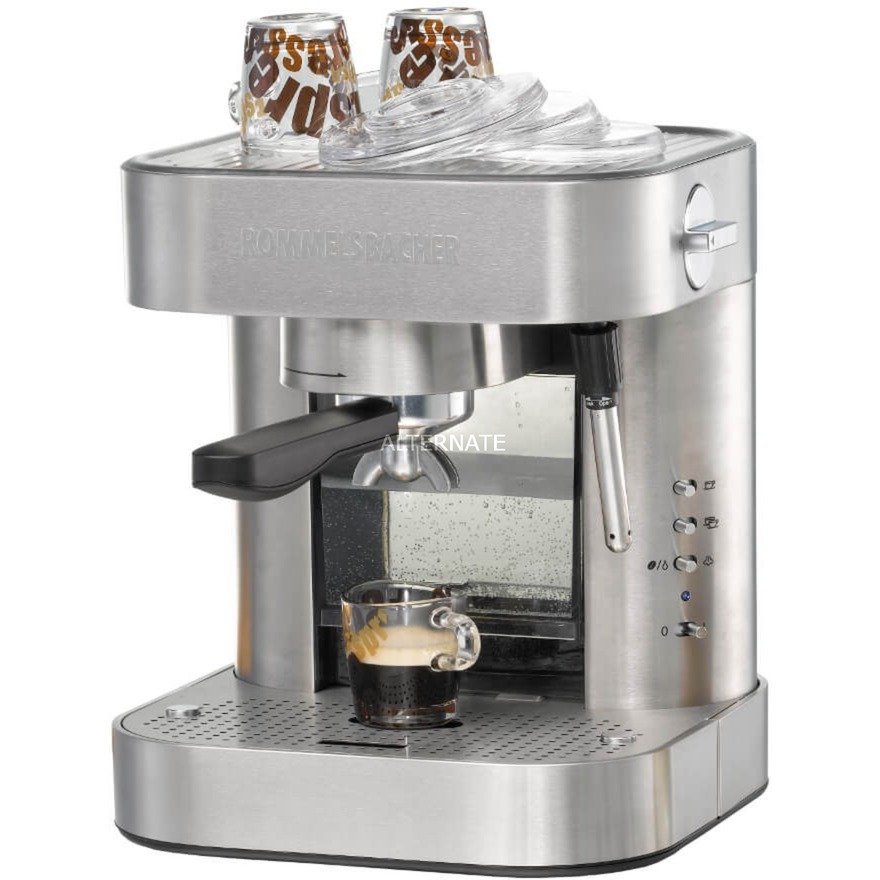 EKS 2010, Cafetera espresso