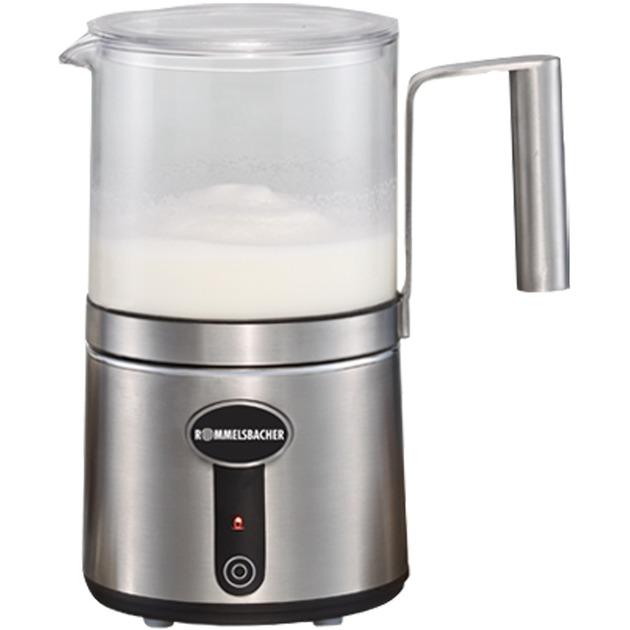 MS 650 Espumador de leche automático Acero inoxidable espumador para leche