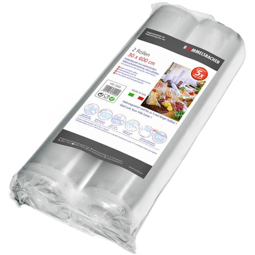 VRS 3060, Láminas para envasado al vacío