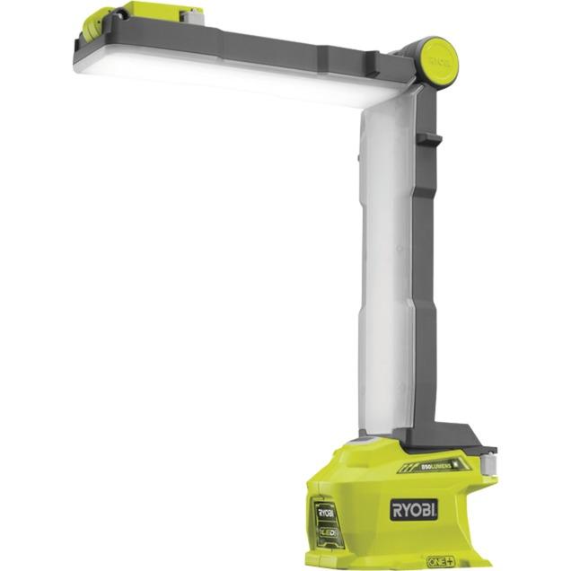 R18ALF-0 Proyector 20 W LED Verde, Gris, Linterna