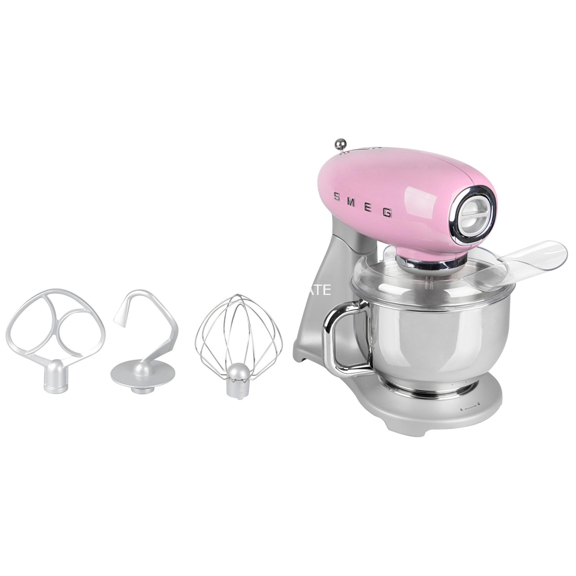 SMF01PKEU batidora Batidora de varillas Rosa 800 W, Robot de cocina