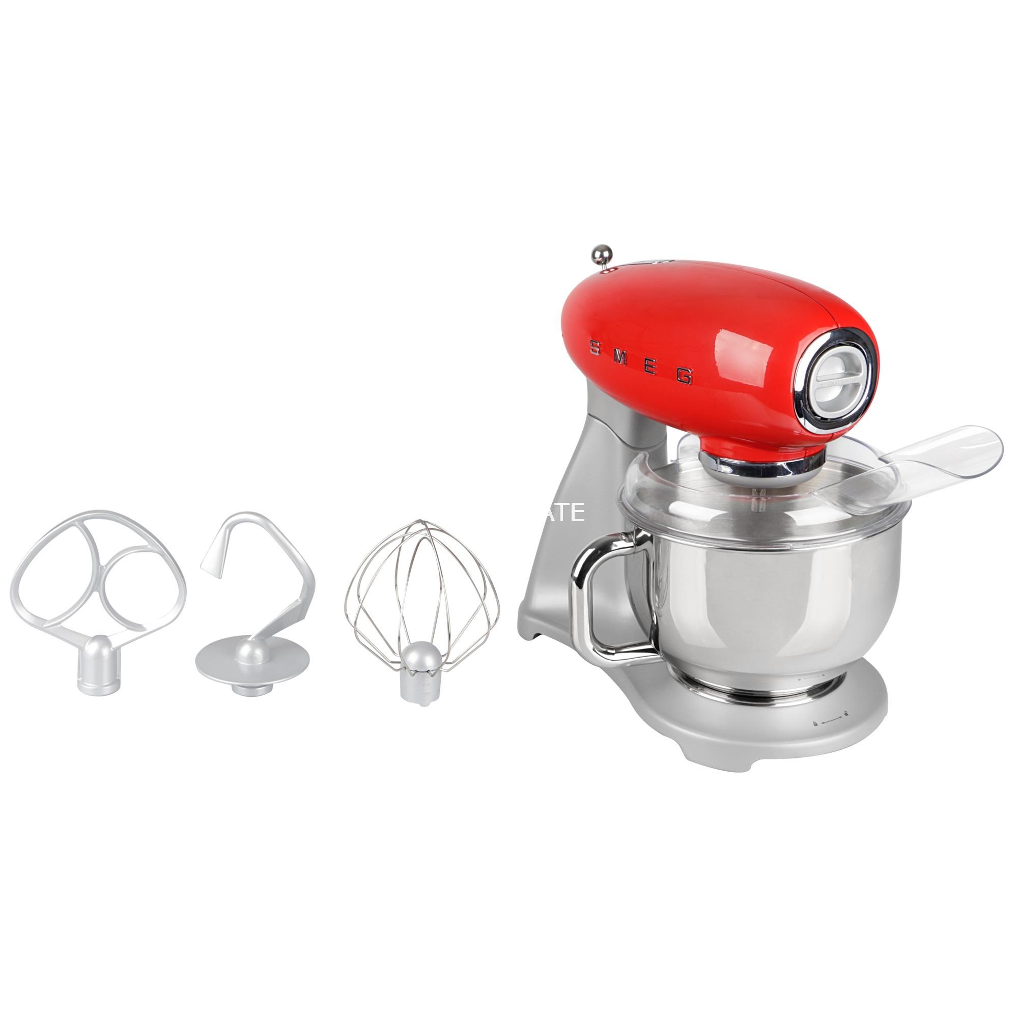 SMF01RDEU batidora Batidora de varillas Rojo 800 W, Robot de cocina