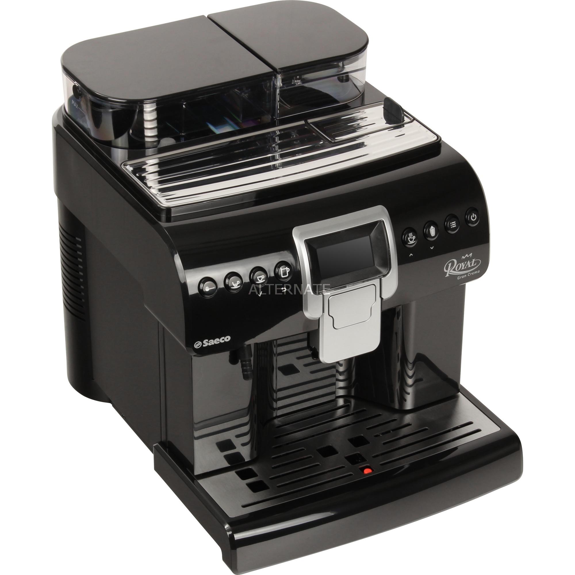 Royal Gran Crema Encimera Cafetera de filtro 2,2 L Totalmente automática, Superautomática