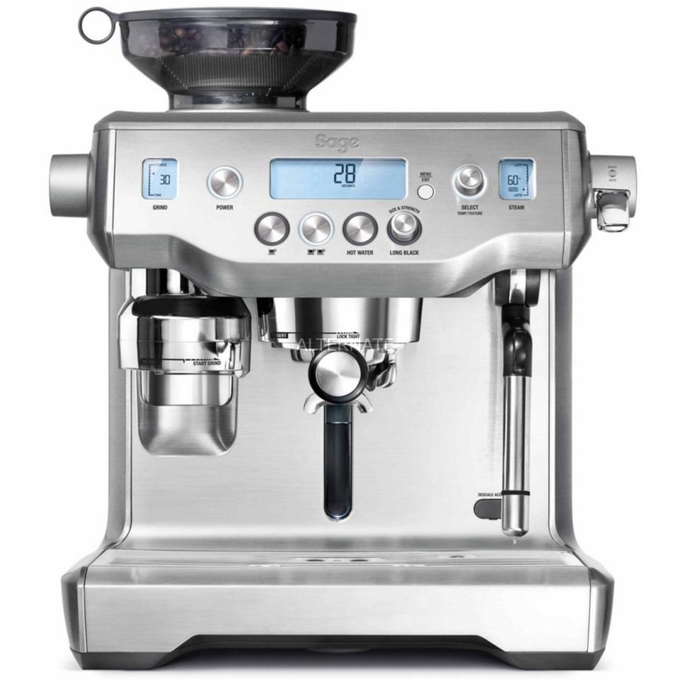 the Oracle Independiente Máquina espresso Acero inoxidable 2,5 L Totalmente automática, Cafetera espresso