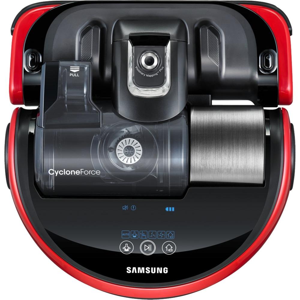 SR20J9020U Bolsa para el polvo 0.7L Negro, Rojo aspiradora robotizada, Robot aspirador