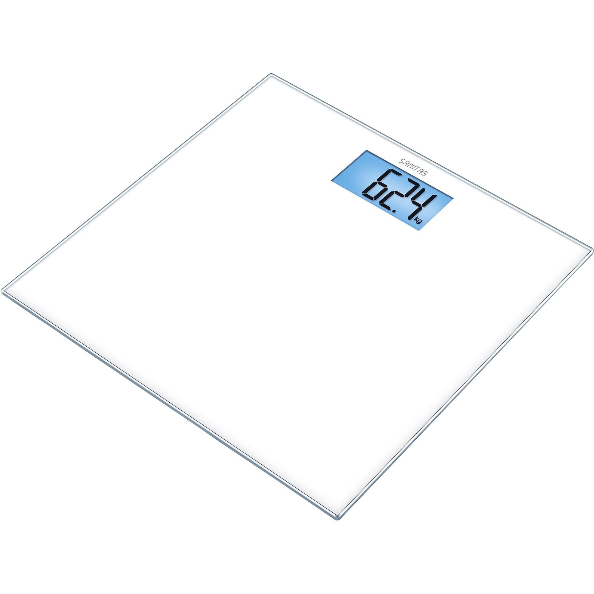 SGS 03 Báscula personal electrónica Blanco, Balanza