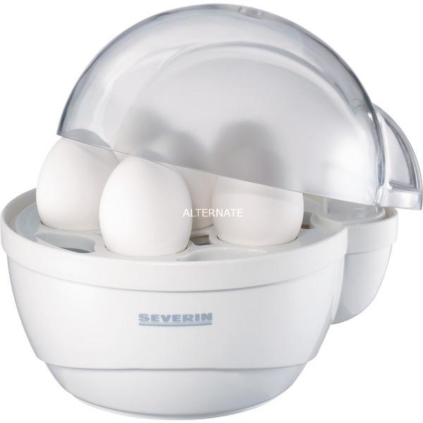 EK 3050 6eggs 400W Color blanco cuecehuevos, Hervidor de huevos
