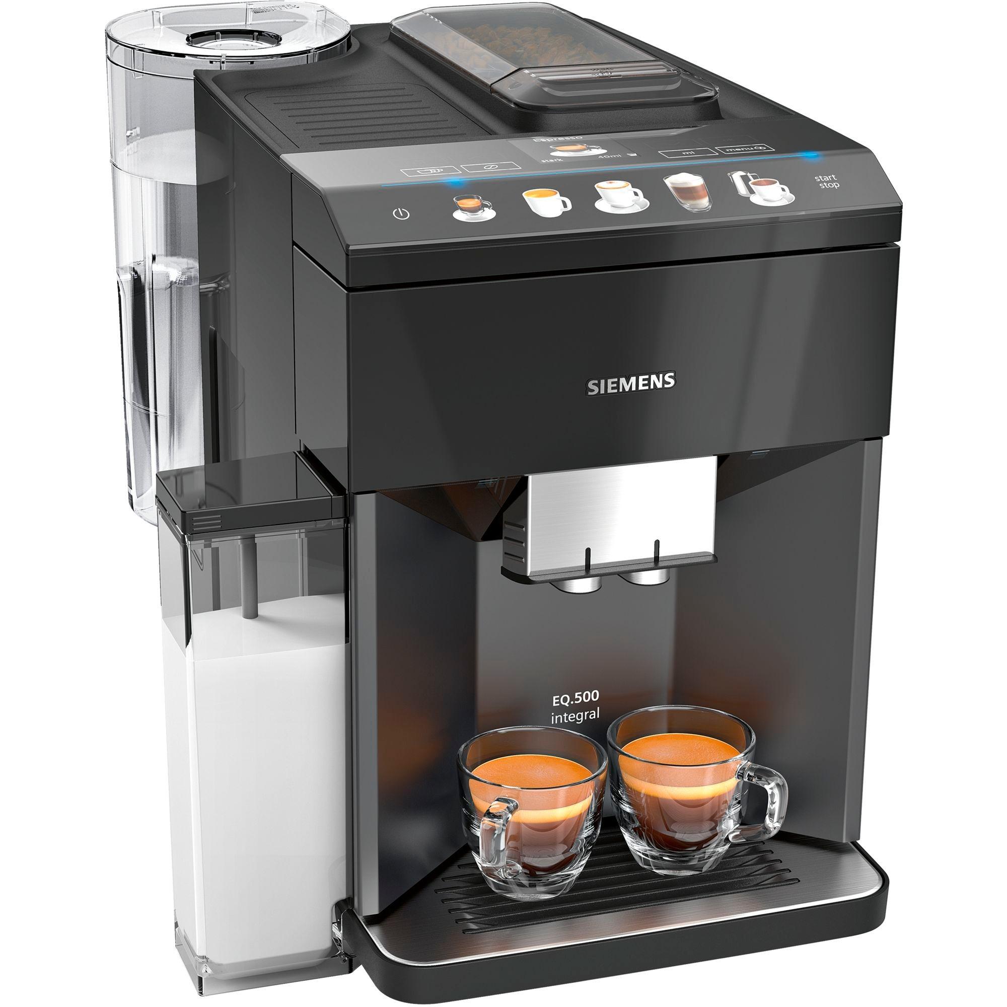 EQ.500 integral Encimera Máquina espresso 1,7 L Totalmente automática, Superautomática